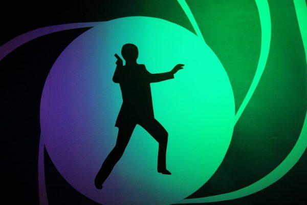 Bond ja 007 teemajuhlat