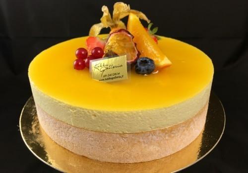 Kakkugallerian kakut ovat kauniita ja maukkaita.