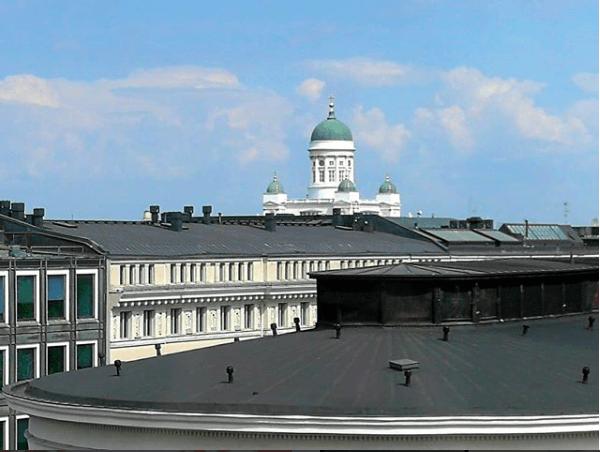Kokoustila Helsingin keskustassa