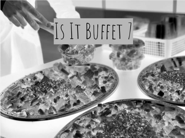 Buffet-menu juhliin