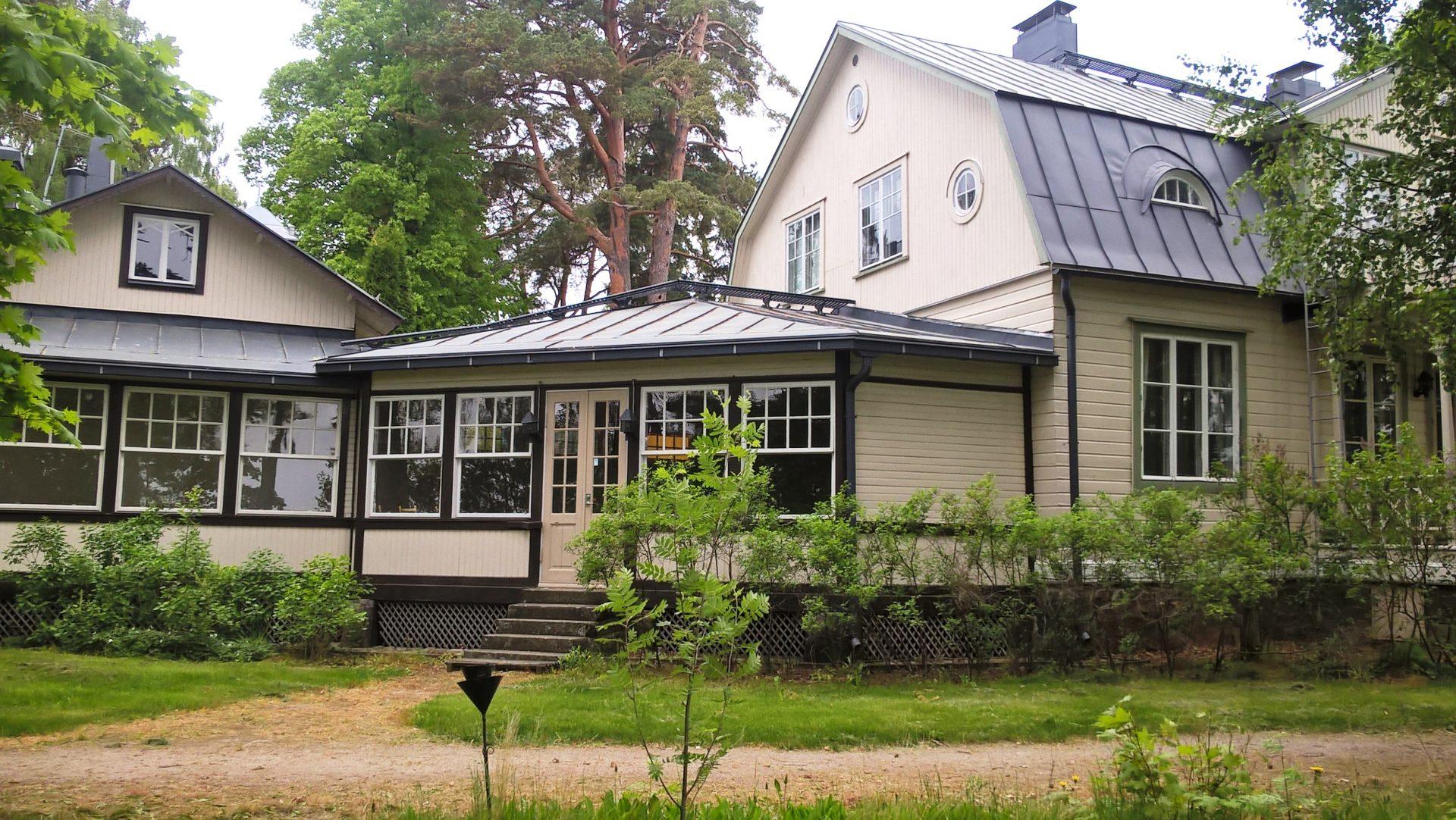 Juhlatila Villa Rulludd Espoo