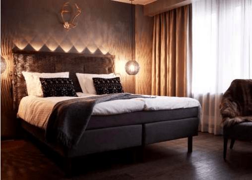 Lapland Hotels Bulevardi huoneet