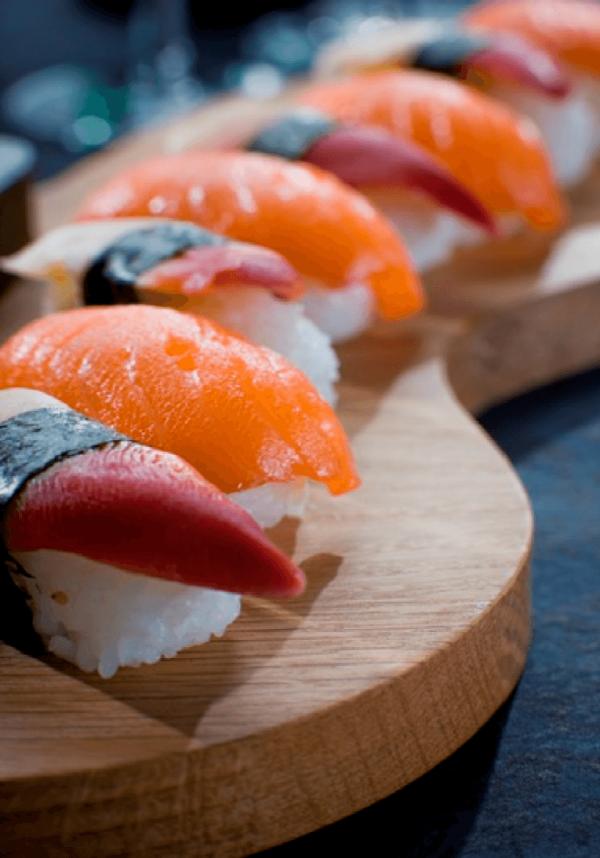 Sushikurssi - Opi valmistamaan sushia
